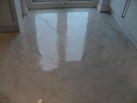 Comconcrete Kitchen Floor : Concrete Polished Floor: Polished Concrete Kitchen Floor