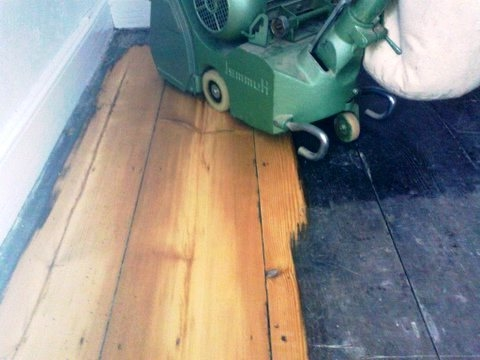 Wood floor Sanding Top Floor Pro